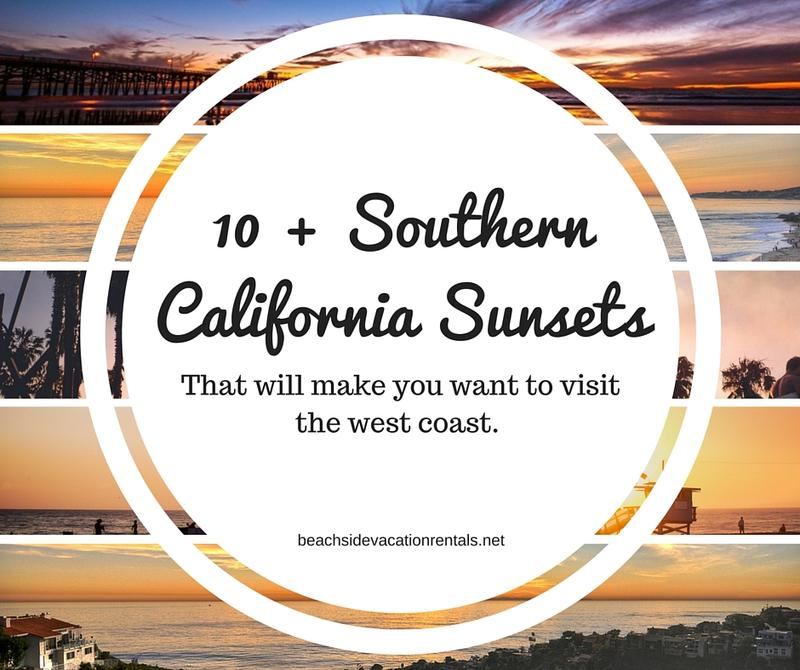 Southern California sunsets that will make you want to visit the West Coast