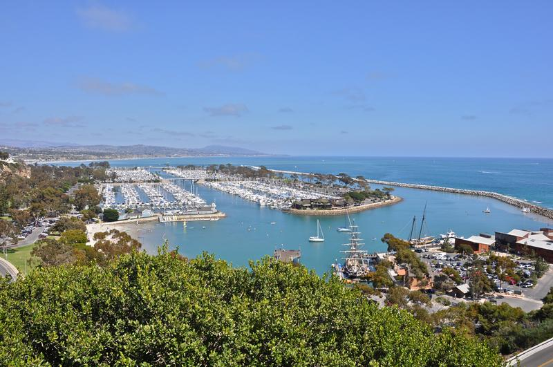 The Dana Point Harbor