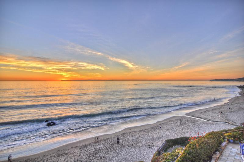 California travel guide sunset in Laguna Beach California Southern California sunsets that will make you want to visit the West Coast