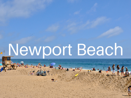 Newport Beach Vacation Rentals  Beachside Vacation Rentals