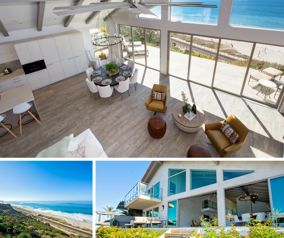 Cliff House ocean view vacation rental in San Clemente