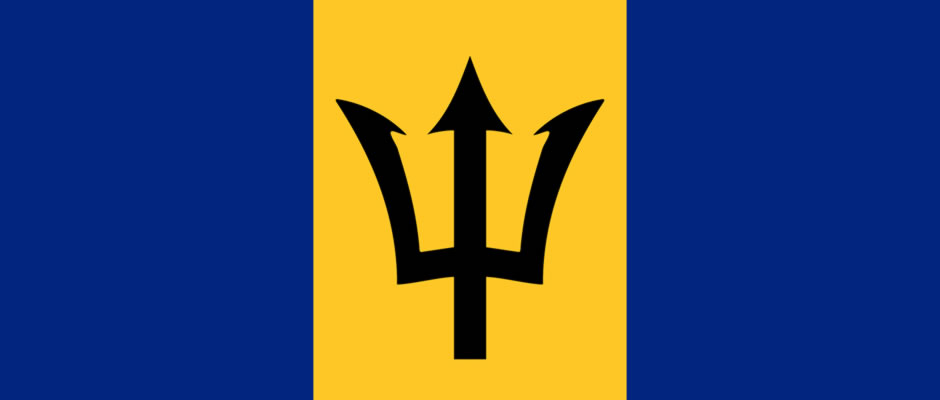 oistins Barbados Flag