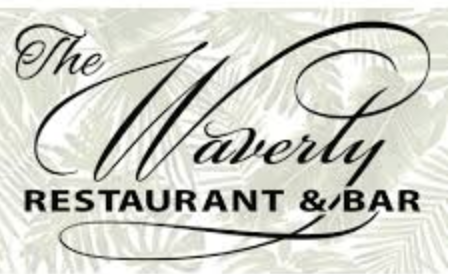 The Waverly Restaurant  Bar Logo