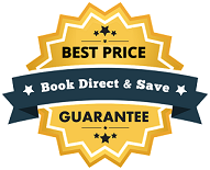 Best Price Guarantee - Book Direct  Save