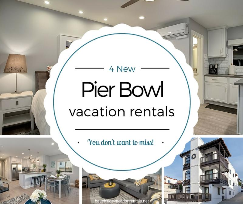 Vacation rentals reviews New Pier Bowl vacation rentals in San Clemente