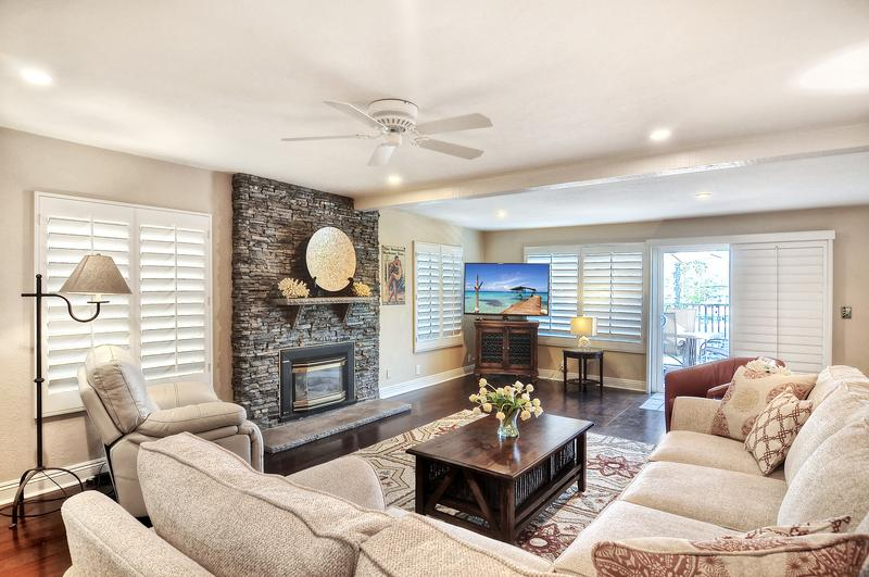 Vacation rentals reviews Ocean view San Clemente vacation rental at North Beach