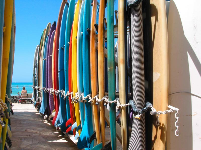 Surf lesson services in San Clemente California