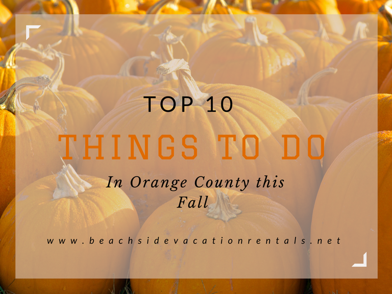 Top things to do in Orange County this fall fun family friendly California activities in Orange County Fall 2015