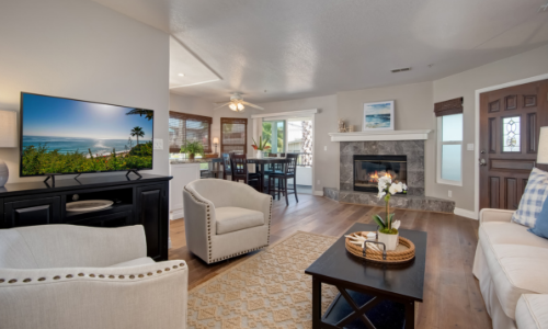 San Clemente Furnished Rental  OC Furnished Rentals