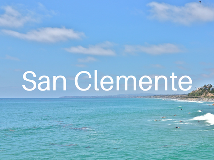 San Clemente Vacation Rentals  Beachside Vacation Rentals