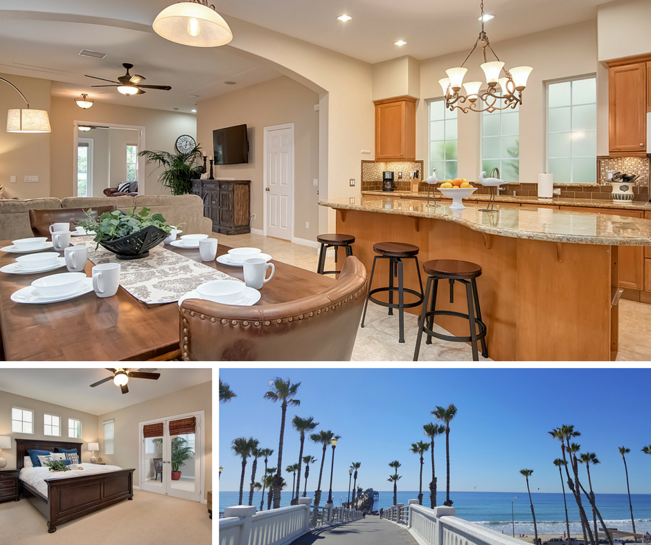 Oceanside vacation rental  Beachside Vacation Rentals