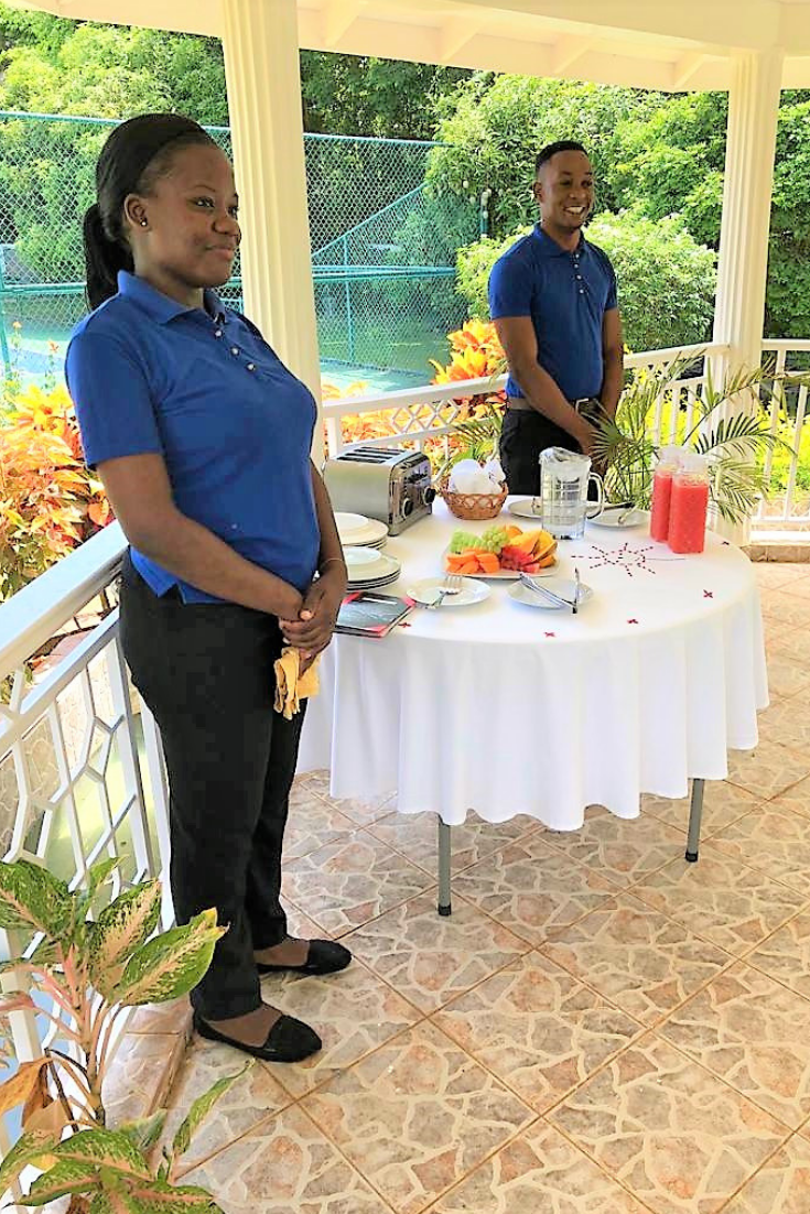 Jamaica villas with staff - Mais Oui