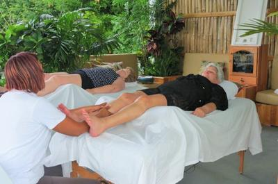 Jamaica spa retreat - Reflexology at our spa in Jamaica
