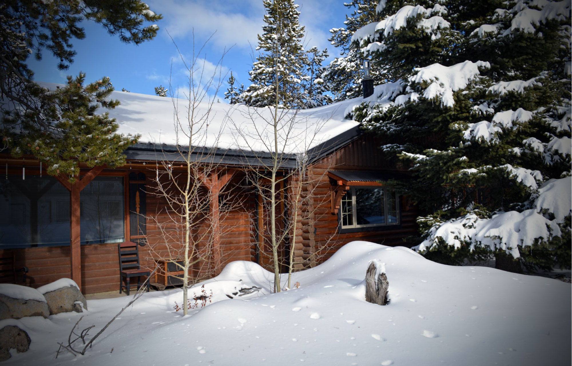 West Yellowstone Cabin Rental
